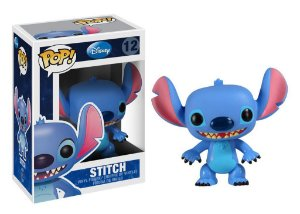 Boneco Disney  Stitch - Funko Pop