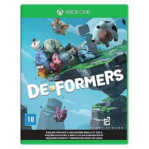 Jogo Deformers para Xbox One