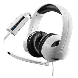 Headset Thrustmaster Y-300CPX Branco para PC, PS3, PS4, Xbox One