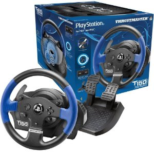 Volante Thrustmaster T150 Force Feedback PS4, PS3, PC