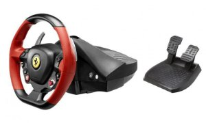 Volante Thrustmaster Ferrari 458 Spider Racing Wheel Xbox One