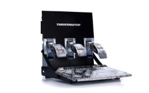 Base 3 Pedais Thrustmaster T3PA-Pro Add-On  PC, PS3, PS4, X360, Xbox One
