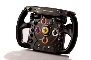 Volante Ferrari F1 Wheel Add-On para T500RS, T300RS e TX Racing Wheel 458 para PC, PS3, PS4, Xbox One - Thrustmaster