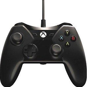 Controle com fio para Xbox One Preto - PowerA