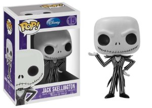 Pop! Disney: Nightmare Before Christmas - Jack Skellington -  Funko Pop