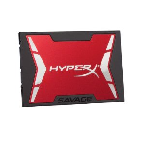 SSD Kingston HyperX Savage 2.5´ 240GB SATA III 6Gb/s SHSS37A/240G