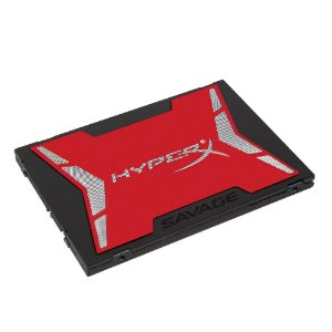 SSD Kingston HyperX Savage 2.5 480GB SATA III 6Gb/s SHSS37A/480G