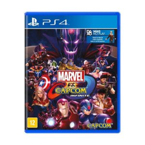 Jogo Marvel vs. Capcom Infinite - PS4