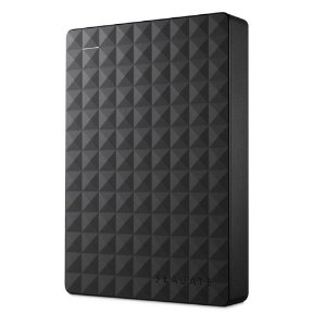 HD Seagate Externo Portátil Expansion USB 3.0 4TB Preto STEA4000400