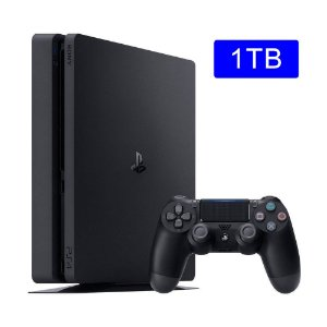 Console PlayStation 4 Slim 1TB - Sony