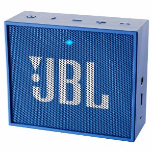 Caixa de Som Bluetooth GO Azul - JBL