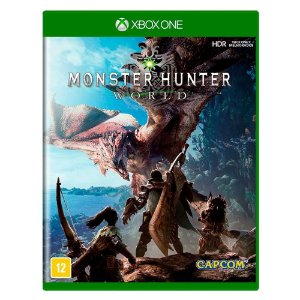 Jogo Monster Hunter: World - Xbox One