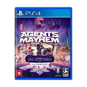 Jogo Agents of Mayhem (Day One Edition) - PS4