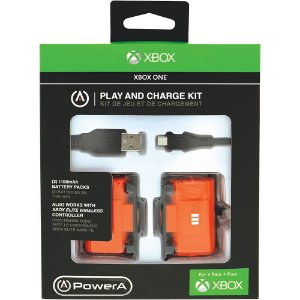 Pack com Bateria e cabo para Xbox One - Power A