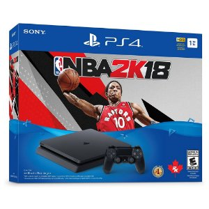 Console Playstation 4 1TB Bundle NBA 2K18 - Sony