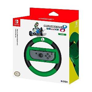 Volante Deluxe Hori Luigi (Mario Kart 8 Deluxe) - Switch