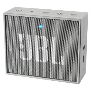 Caixa de Som Bluetooth GO Cinza - JBL