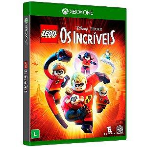 Jogo LEGO Os Incríveis - Xbox One - PRÉ VENDA
