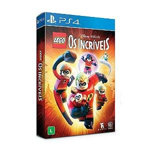 Jogo LEGO Os Incríveis (Edição Especial) - PS4