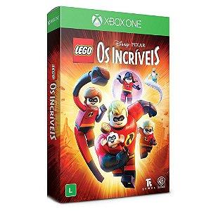 Jogo LEGO Os Incríveis (Edição Especial) - Xbox One