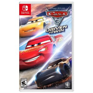 Jogo Cars 3 Driven to Win - Nintendo Switch