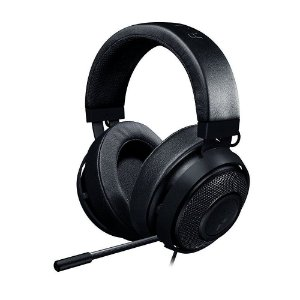 Headset Gamer Razer Kraken Pro V2 Black Oval - P2