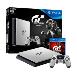 Console PlayStation 4 Slim 1TB + Gran Turismo Sport (Limited Edition) - Sony