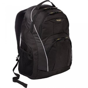 """Mochila Targus Motor Backpack Black para Notebook de até 16"""" - TSB194"""