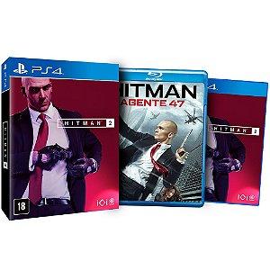 Jogo Hitman 2 Edição Limitada - PS4