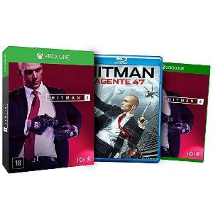 Jogo Hitman 2 Edição Limitada - Xbox One