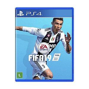 Jogo FIFA 19 (2019) - PS4
