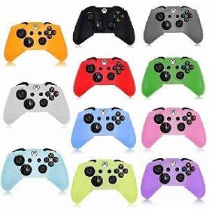 Case Capa de Silicone para Controle de Xbox One (Cores Sortidas)