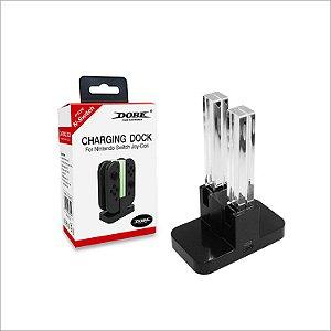 Carregador Dock para 4 Joy-Con Nintendo Switch TNS-875 - Dobe