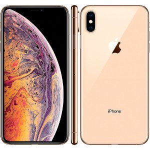 iPhone Xs Max 256GB Ouro IOS12 4G + Wi-fi Câmera 12MP - Apple