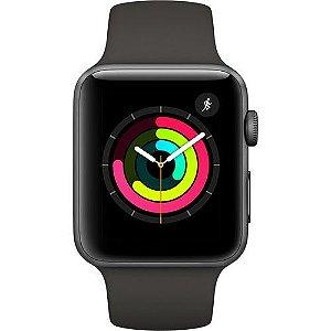Relógio Apple Watch S3 GPS 42mm Space Gray