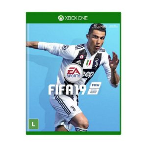 Jogo FIFA 19 (2019) - Xbox One