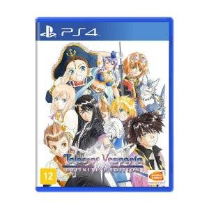 Jogo Tales of Vesperia: Definitive Edition - PS4