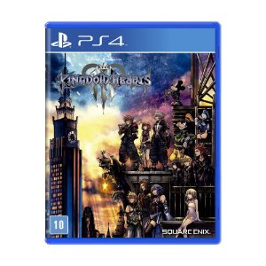 Jogo Kingdom Hearts III - PS4