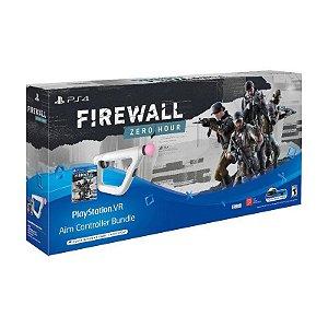 Controle AIM VR com Jogo Firewall Zero Hour - PS4 VR