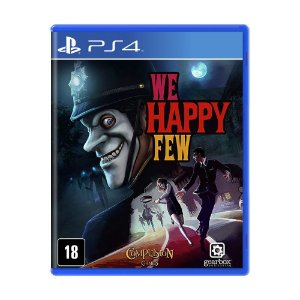 Jogo We Happy Few - PS4