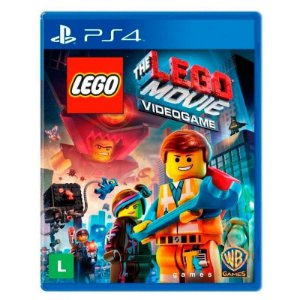 Jogo The LEGO Movie Videogame - PS4