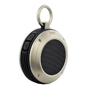 Caixa de Som Divoom Voombox, Bluetooth, a Prova de Respingos D´Água