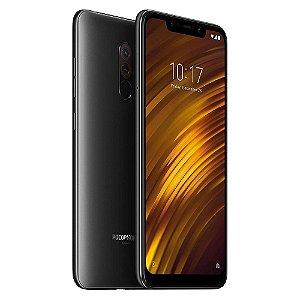Smartphone Xiaomi Pocophone F1 6GB/64GB LTE Dual Sim Preto
