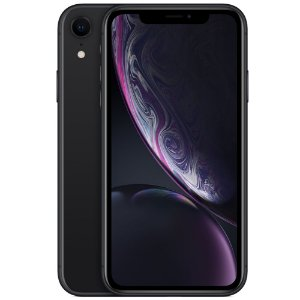 iPhone Xr 64GB Preto IOS12 4G + Wi-fi Câmera 12MP - Apple