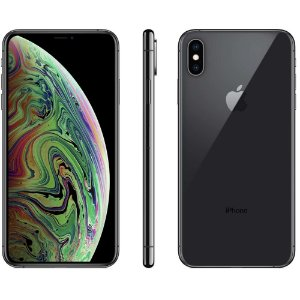 iPhone Xs Max 256GB Cinza Espacial IOS12 4G + Wi-fi Câmera 12MP - Apple