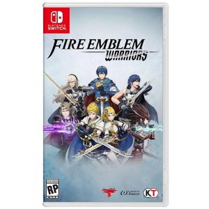 Jogo Fire Emblem Warriors - Switch
