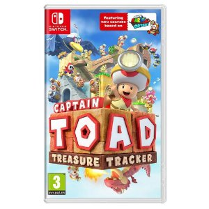 Jogo Captain Toad Treasure Tracker - Switch