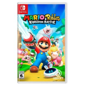 Jogo Mario+Rabbids Kingdom Battle - Switch