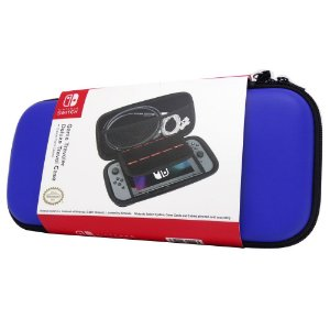 Case Nintendo Switch Deluxe Travel - Azul