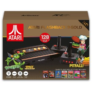 Console Retro Atari Flashback 9 Gold Edition AR3650